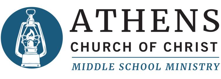 Athens Church of Christ Middle School Ministry